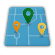 Manage map locations and support location finder using Google maps