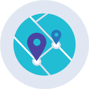 Integrate with CM Google Maps Locations plugin to display a map of all businesses on a map